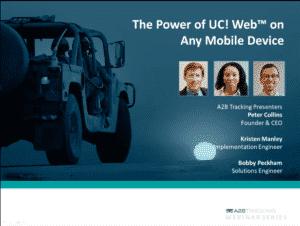 UC! Web Mobile