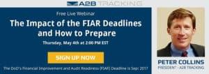 FIAR Deadlines