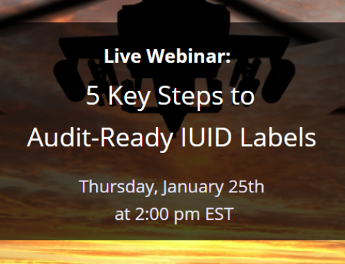 Are your IUID Labels Audit-Ready?