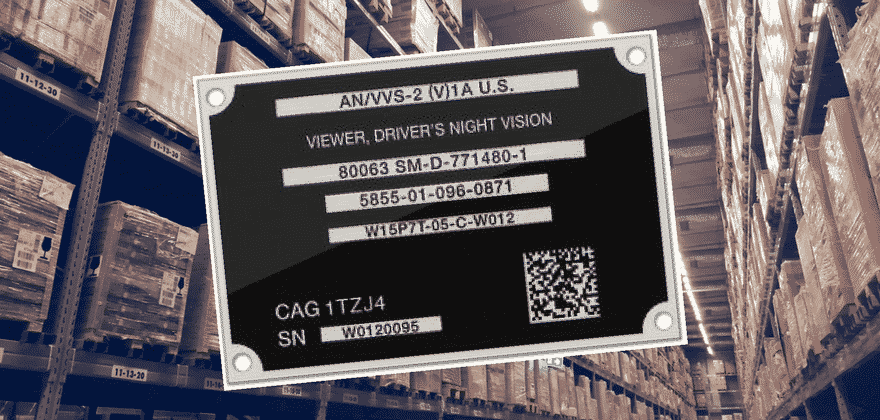 Military Shipping Label | A2B Tracking