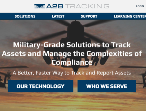A2B Tracking Launches New Website