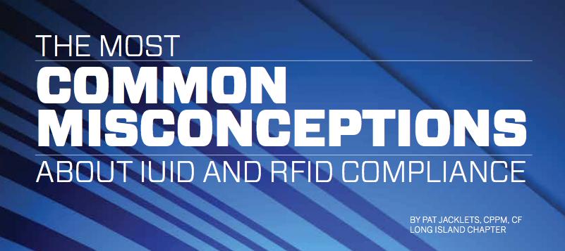 IUID & RFID Compliance