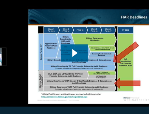 The Impact of the FIAR Deadline – Now Available On-Demand!