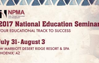 NPMA Conference 2017 NES