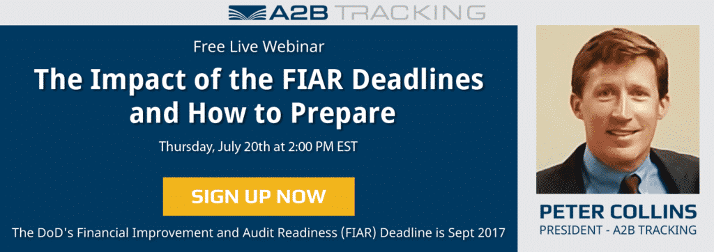 Impact of FIAR Deadlines