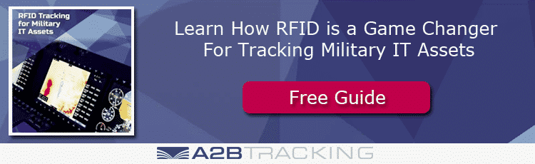 RFID Tracking for IT Assets