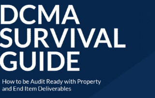 DCMA Audit Preparation