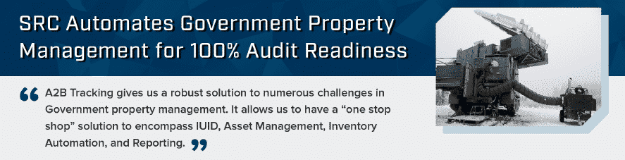 Government Property Management SRC Case Study