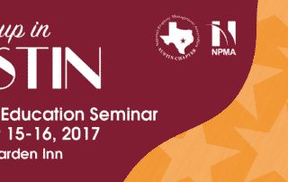 NPMA's Fall Education Seminar