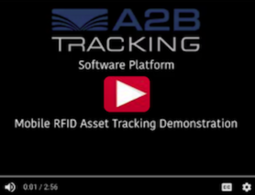 Turn your Smartphone into a Mobile RFID Tracking Tool
