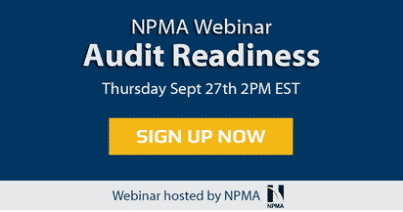 NPMA Audit Readiness Webinar and the impact of the FIAR mandate