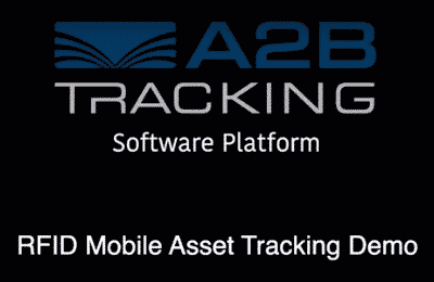 RFID Mobile Asset Tracking Demonstration video