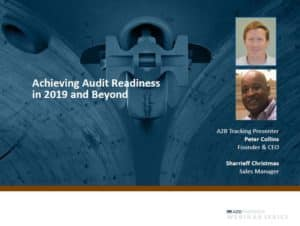 2019 Audit Readiness