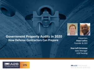 Government Property Audits in 2020