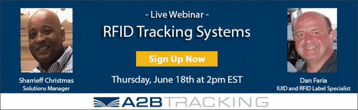 RFID Tracking Webinar