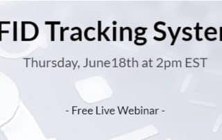 RFID Tracking Webinar banner